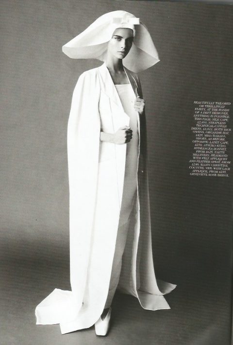 British Vogue June 2